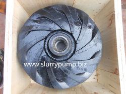 Interchangeable Mining Slurry Pump Parts Rubber Impeller