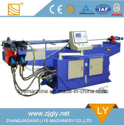 Dw38nc Semi-Auto Microcomputer Control Hydraulic Exhaust Pipe Bending Machine
