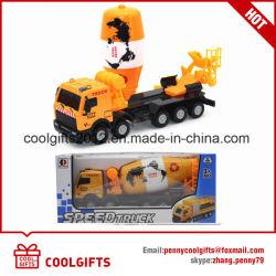 Wholesale Diecast Trucks Toy 1: 43 Mini Cement Mixer Construction Truck