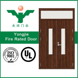Safe and Reliable UL Certified Strong Exit Fire Proof Door