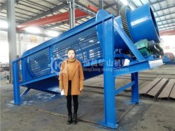 (Most Economical Price) Mobile Gold Washing Plant Sand Rotary Trommel Screen Gold Mining Equipment Machinery for Sale
