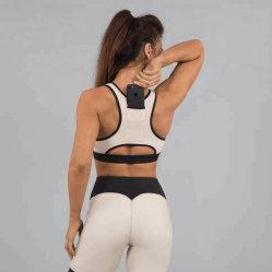 Phone Pocket Bra Phone Pocket Bra Sportswear OEM Yoga Set