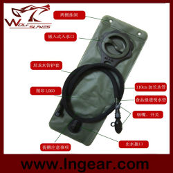 TPU Outdoor Sports Military Tactical 2.5L Hydration Water Bag Reservoir Replacement Pack