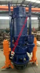 High Head Submersible Slurry Pump
