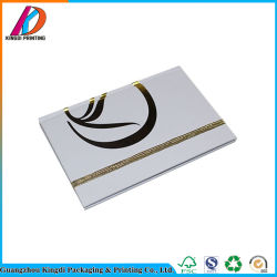 2018 Cheap Gold Stamping Printing Diary Book