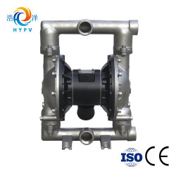 Shanghai Haoyang 25 Oil Mud Slurry Materials Self-Priming Diaphragm Pump