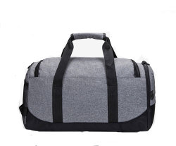 Promotional Shoulder Waterproof Sports Fashion Business Travel Duffel Bag