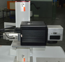 Enclosed Cover Stainless Steel Qr Code Laser Marker