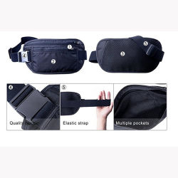 High Quality Wholesale Sports Waist Bag Durable Lightweight Fanny Pack