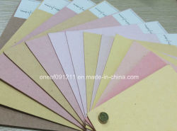Various Color Insole Board Paper Board for Shoe Middle Insoles