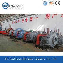 Abrasion Resistant Electric Motor Sand Water Mining Liquid Slurry Pump