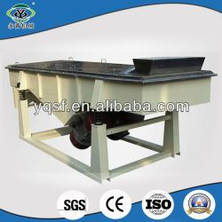 Carbon Steel River Sand Xxnx Vibrating Screen Sieve (DZSF1030)