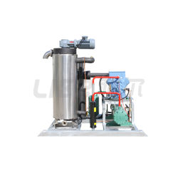 High Quality Commercial Industrial Slurry Ice Machine for Fishery