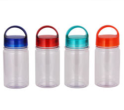 2017 Promotion Gift Plastic Water Bottle (HA09049)