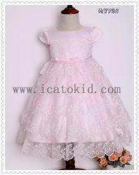 China flower girl dress flower girl dress manufacturers suppliers hot sales long flower girls dress kid clothes party dress for girls mightylinksfo
