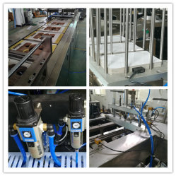Auto Sealing Papercard and PVC Blister Packing machine for Packing Solution