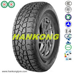 Top Brand Passenger Car Tyre Auto Parts 4X4 Tyres Mud Tyres