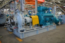China Centrifugal Water Pump and Industrial Pump for Chemical Field Slurry Pump