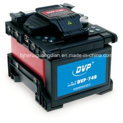 Optical Fiber Fusion Splicer Dvp-740 Multifunctional Fiber Optic Splice Machine