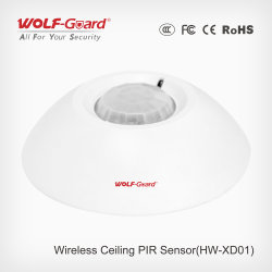 Wholesale Low Volage Ceiling-Mounted 360 Degree PIR Occupancy Motion Sensor