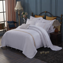 100% Pure Egyptian Cotton Wholesale Hotel Sheets And Linens