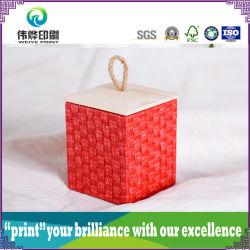 Wooden Food Storage Printing Packaging Box