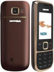 Original Unlocked Nokya2700 Classic Mahogany Red Black Bar Cell Mobile Phone