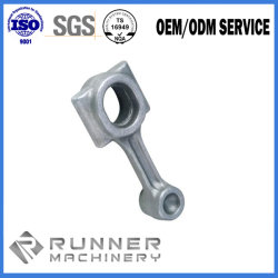 OEM Customized Precision Steel Forging Metal Forging Truck Spare Part with CNC Machining