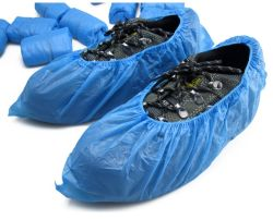 Manufacturer's Price Plastic Disposable Shoes Covers/Boot Covers