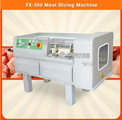 Electric Automatic Frozen Meat Dice Cube Cutting Machine