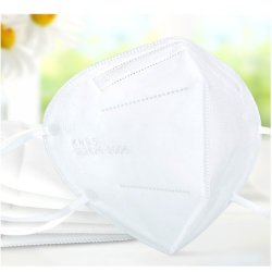 Wholesale Best Buy Safety Sport Dust Anti Air Pollution Disposable 5 Ply Meltblown Nonwoven KN95 N95 FFP2 Earloop Mouth Face Mask for Protective Manufacturer