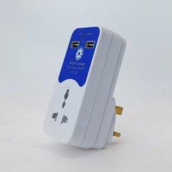 High-Quality Adjustable Low-Power Power Adapter Adjustable Intelligent Digital Overvoltage and Undervoltage Voltage Surge Protec