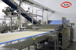 Automatic Hard Biscuit/Cracker/Soda Biscuit Production Line