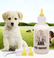 60ml Multicoloured Mini PET Bottle, Cat, Dog, Puppy, Pet Feeding Water Fountain
