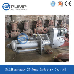 China Factory Produce Abrasive Resistant Vertical Centrifugal Slurry Pump