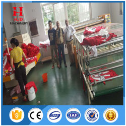 Automatical Roller Type Heat Sublimation Transfer Machine for Textile