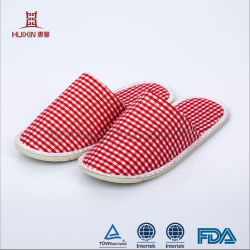 18a85fc5117 High Quality Terry Towel Cloth Bath Disposable Hotel Slippers EVA Sole  Disposable Slipper Hotel Terry Slipper