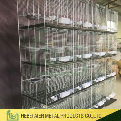 666bd3513 Selling High Quality Wire Breeding Pigeon Cage Bird Pigeon Cage