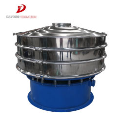 Auto Processing Vibrating Sieve Machine Screening Electrostatic Powder Coating/Spray/Paint Materials