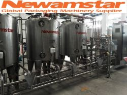 Newamstar CIP Washing/Cleaning Machine System