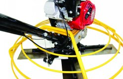 36 Inch Honda Engine Cement Surface Smooth Finisher