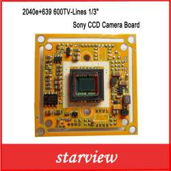 """2040e+639 600TV-Lines 1/3"""" Sony CCD Camera Board"""
