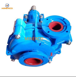 Hot Sale Large Flow Heavy Duty Slurry Water Pump for Processing Plant