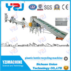 Plastic Recycling Equipment for Making Plastic Flakes
