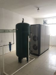 High Output and Energy Saving Medical Oxygen-Making System