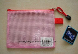 Clear PVC Cosmetic Packing Bag PVC Makeup Bag (jhf-023)