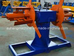 3 Ton Double Heads Manual De-Coiler Machine