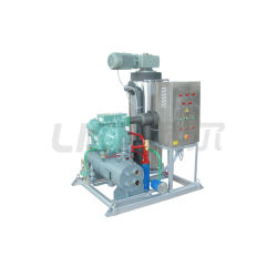 Small Slurry Ice Machine Used for Fish, Seafood and Vessel