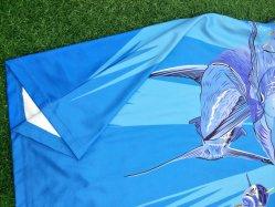 Healong Fashion Design Sportswear UV-Protection Sublimation Fishing Shirt
