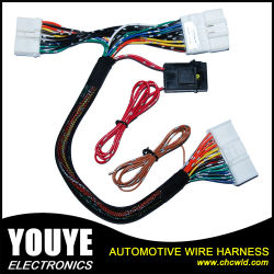 High Quality Resonable Price Automotive Cable Auto Wire Harness for Many Vehicles china vehicle wire harness, vehicle wire harness manufacturers